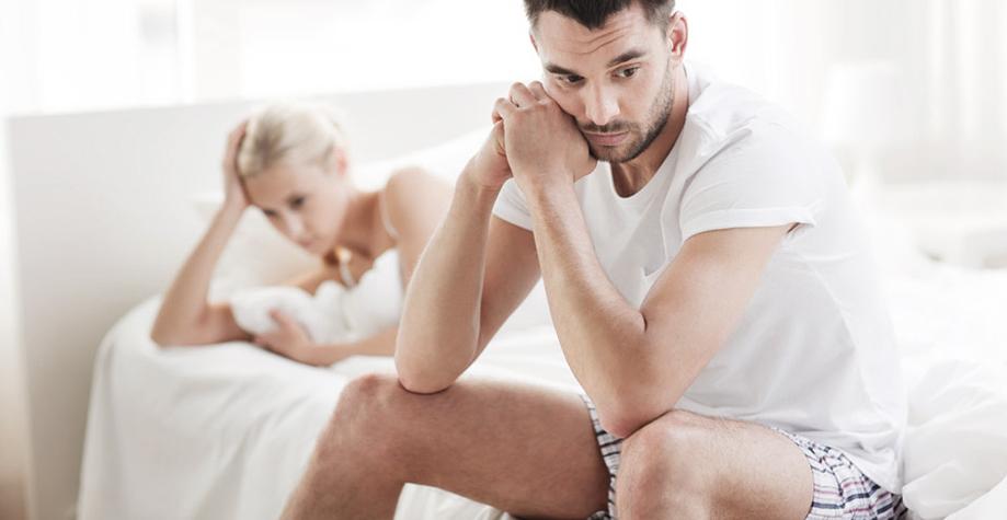 Эректильная дисфункция — причины и терапия эректильной дисфункции