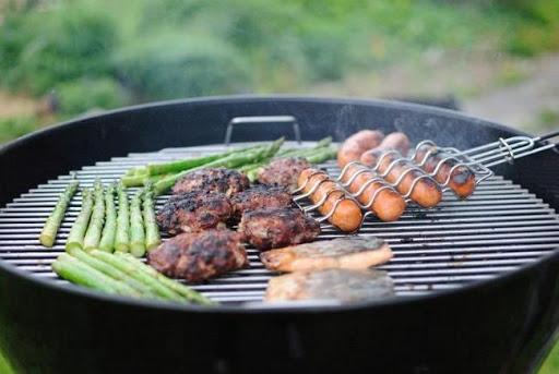 Здоровый гриль — лучшие советы для здоровой гриль-тарелки